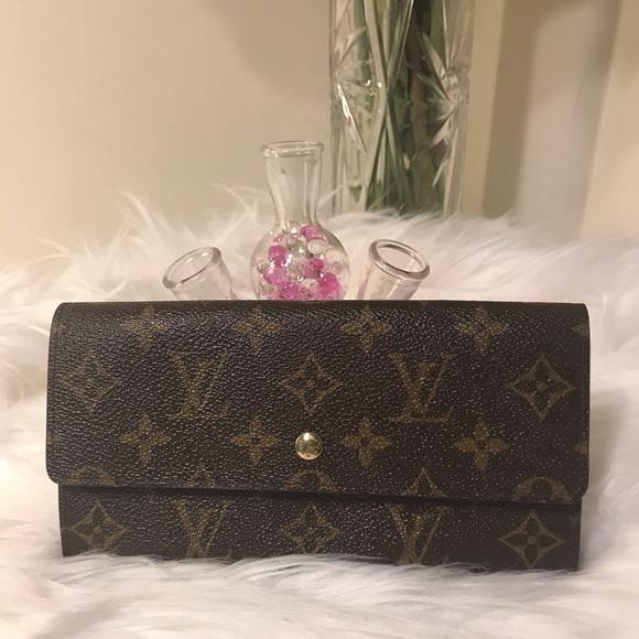 Louis Vuitton Handbags - 🛑SPECIAL DEAL🛑🌼 Porte Monnaie Credit Wallet🌼